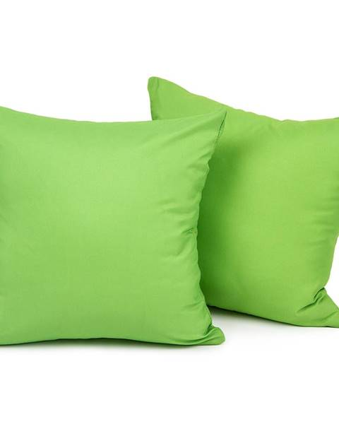 Zelený vankúš 4Home