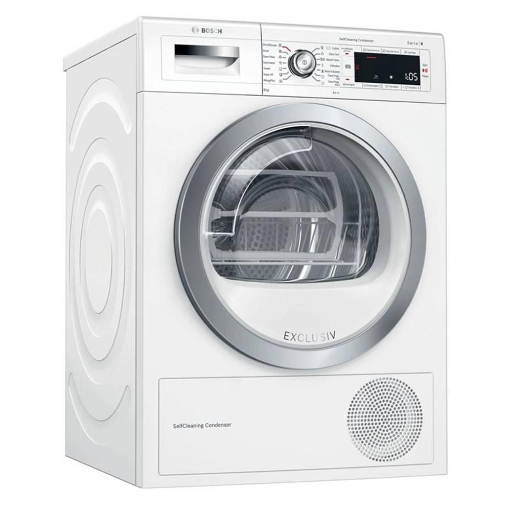 Bosch Sušička bielizne Bosch Serie | 8 Wtw85590by biela