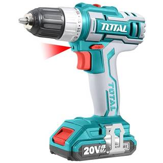 Aku vŕtačka Total tools Tdli2002e