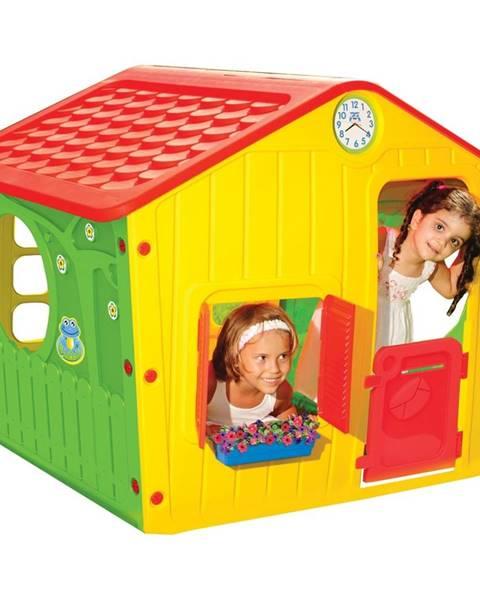 Červené hračky Buddy Toys