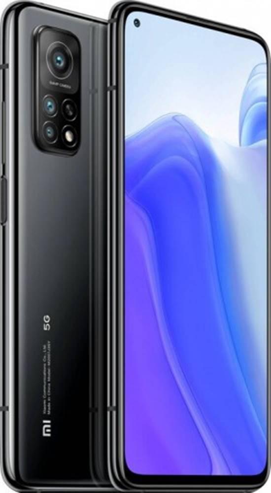 Xiaomi Mobilný telefón Xiaomi Mi 10T 6GB/128GB, čierna + DÁREK Antivir Bitdefender pro Android v hodnotě 299 Kč