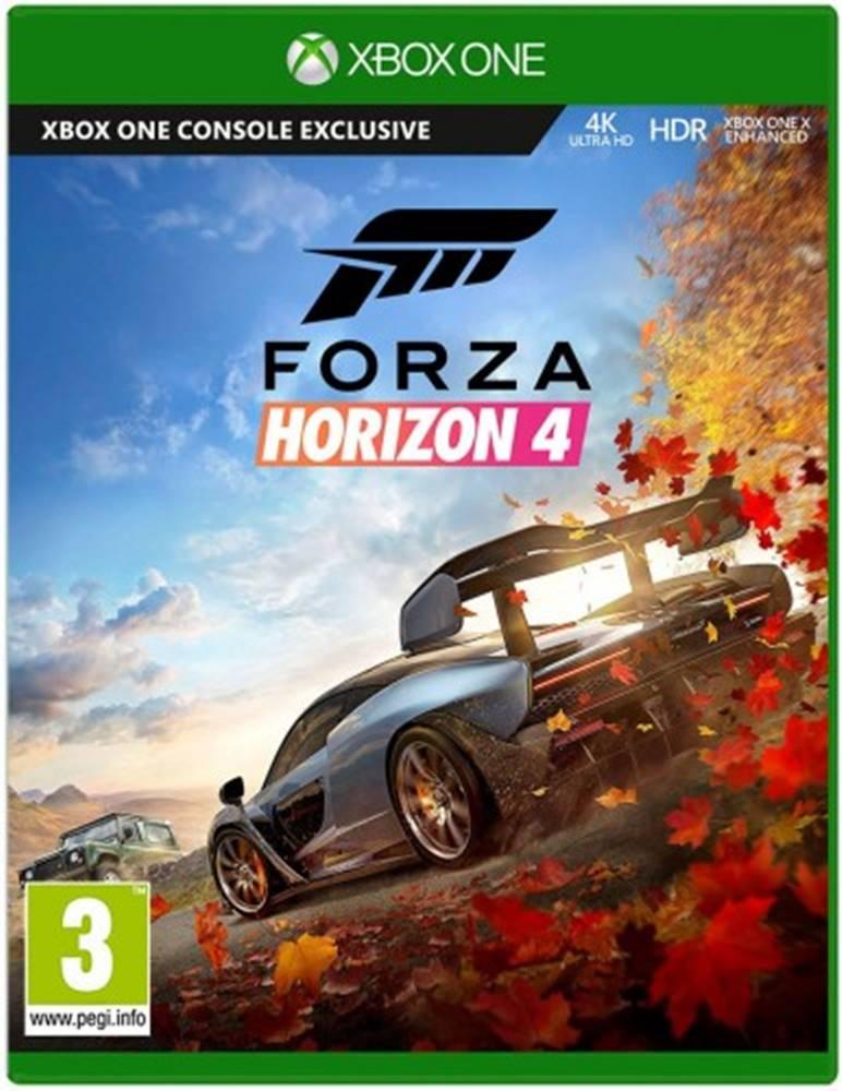 Microsoft Hra Microsoft XBOX ONE - Forza Horizon 4