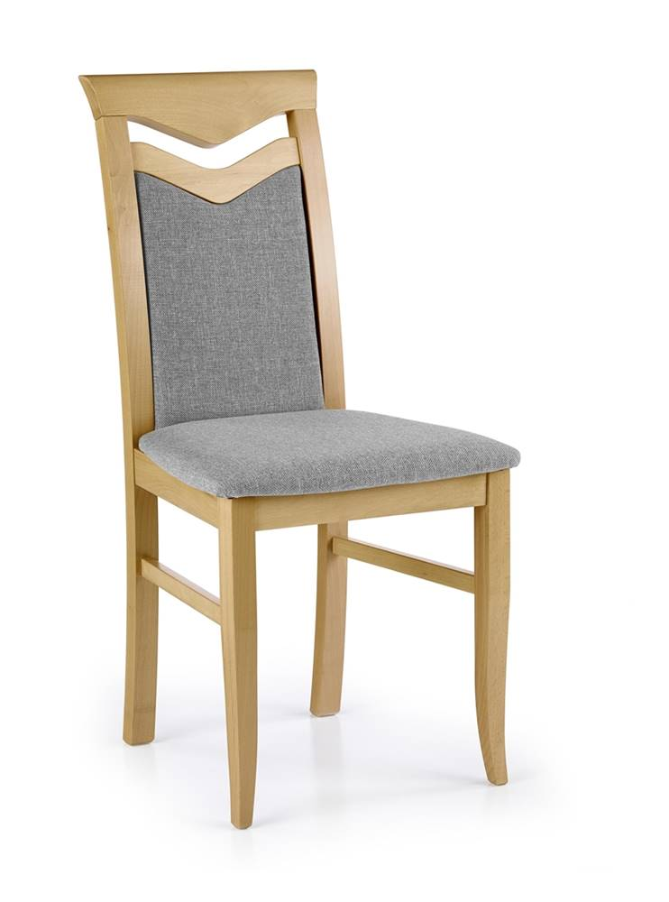 Halmar Citrone jedálenská stolička dub medový