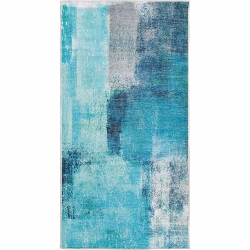 Tempo Kondela Esmarina Typ 2 koberec 80x150 cm modrá