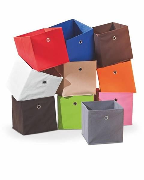 Čierny úložný box Halmar