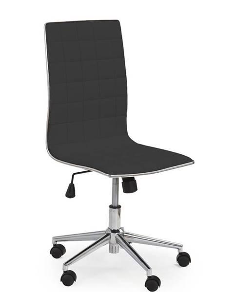 Čierna stolička Halmar