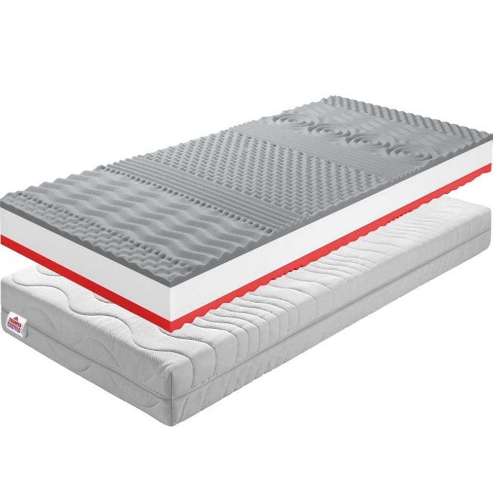 Tempo Kondela BE Tempo 30 New obojstranný penový matrac 140x200 cm PUR pena