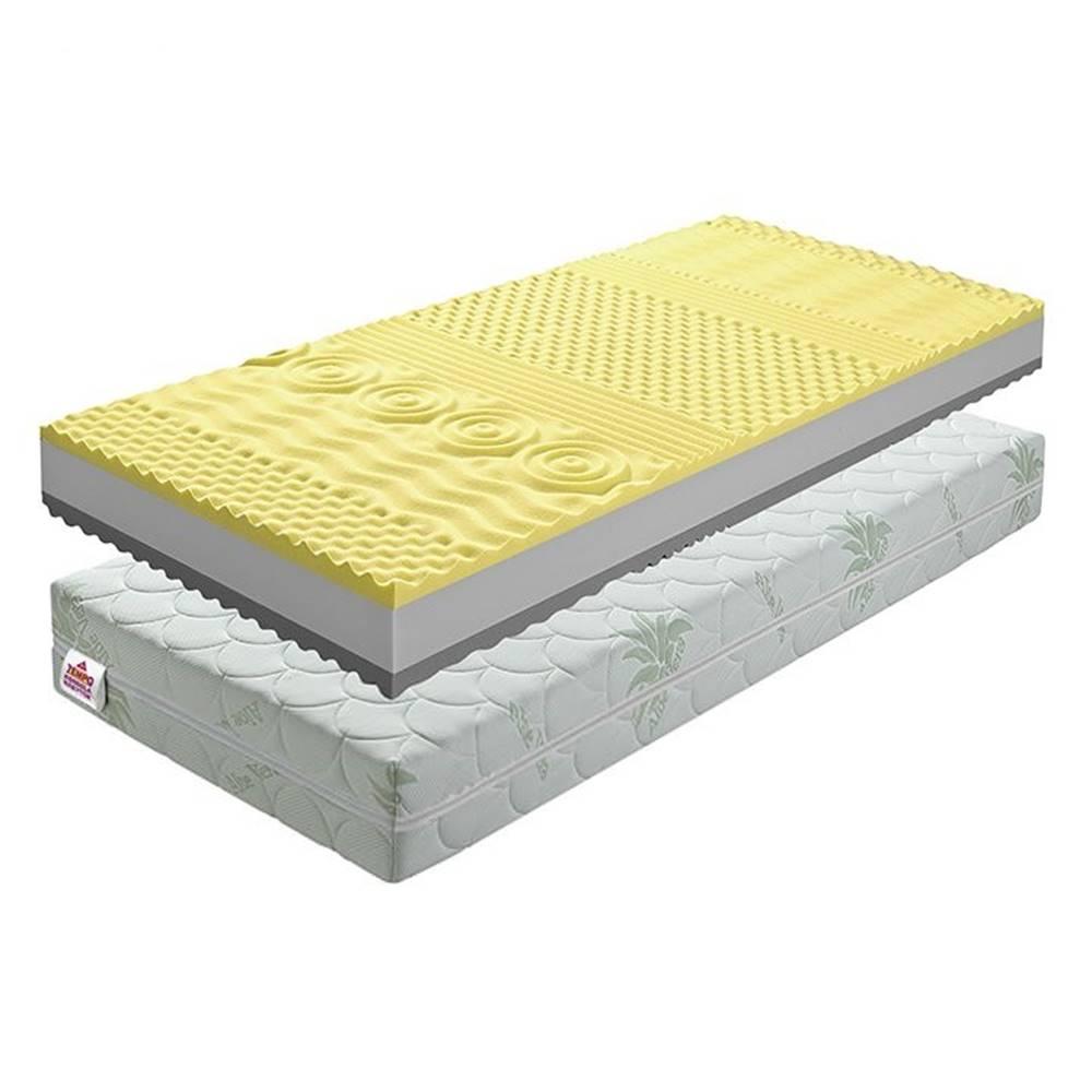 Tempo Kondela BE Tempo Visco obojstranný penový matrac 160x200 cm PUR pena