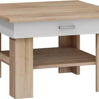 Omega konferenčný stolík sonoma svetlá