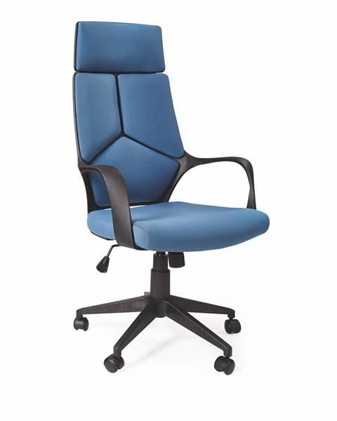 Modrá stolička Halmar