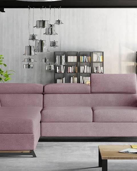 Ružový nábytok NABBI
