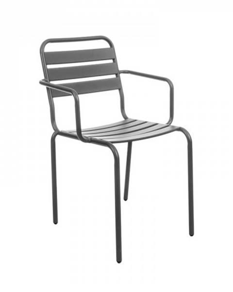 Sivá stolička NABBI