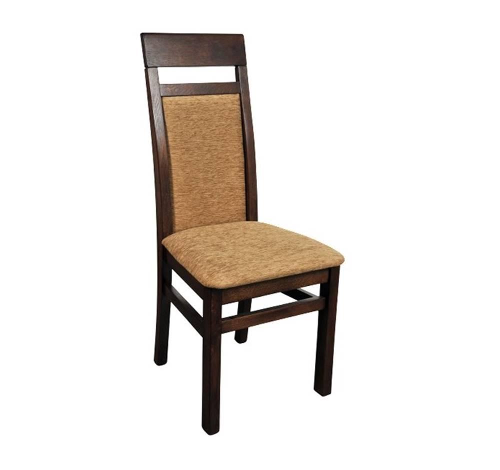 Pyka Domino jedálenská stolička drevo D11