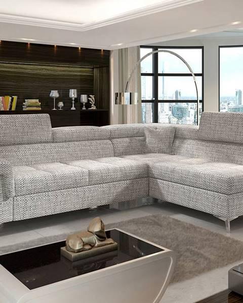 Sivý nábytok NABBI