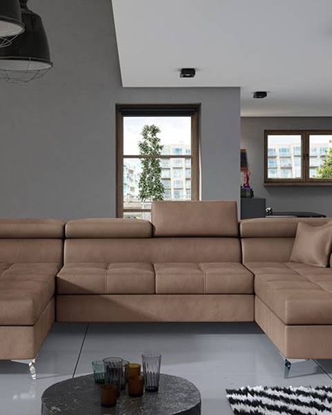 Hnedý nábytok NABBI