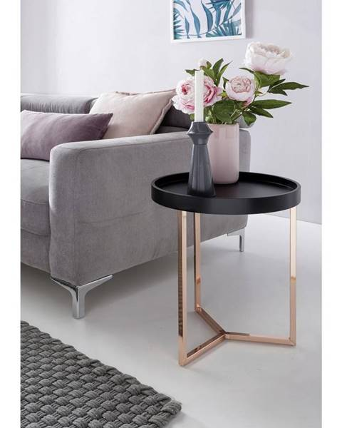 Čierny stôl Möbelix