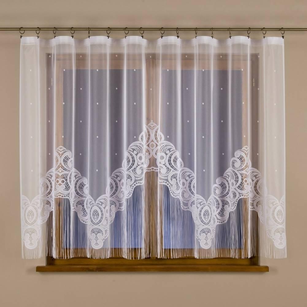 4Home 4Home Záclona Patricie, 250 x 150 cm, 250 x 150 cm
