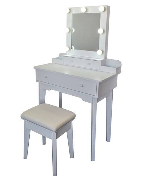 Biely nábytok Albani