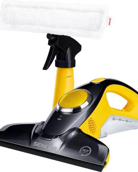 Žlté pomôcky pre upratovanie Sencor