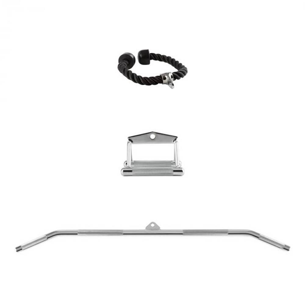 Capital Sports Capital Sports 3asic A, kladkový set, 3 adaptéry na kladku z pochrómovanej ocele
