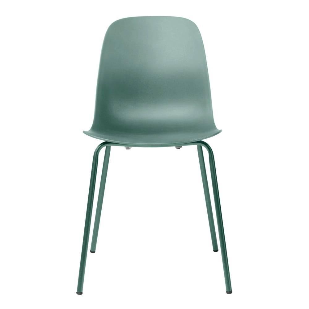 Unique Furniture Zelená jedálenská stolička Unique Furniture Whitby