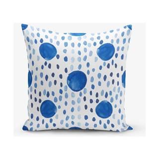 Obliečka na vankúš s prímesou bavlny Minimalist Cushion Covers Ringo, 45×45 cm