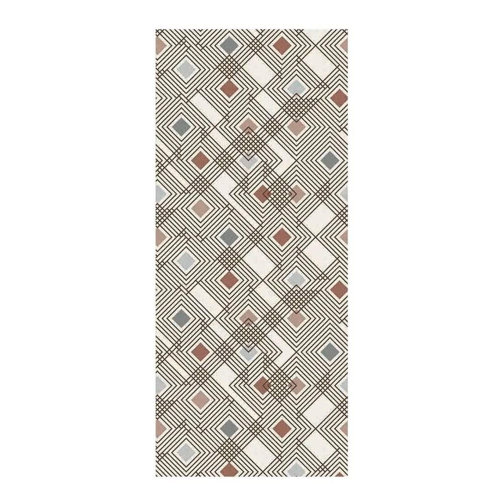 Floorita Behúň Floorita Diamond Multi, 60 × 115 cm