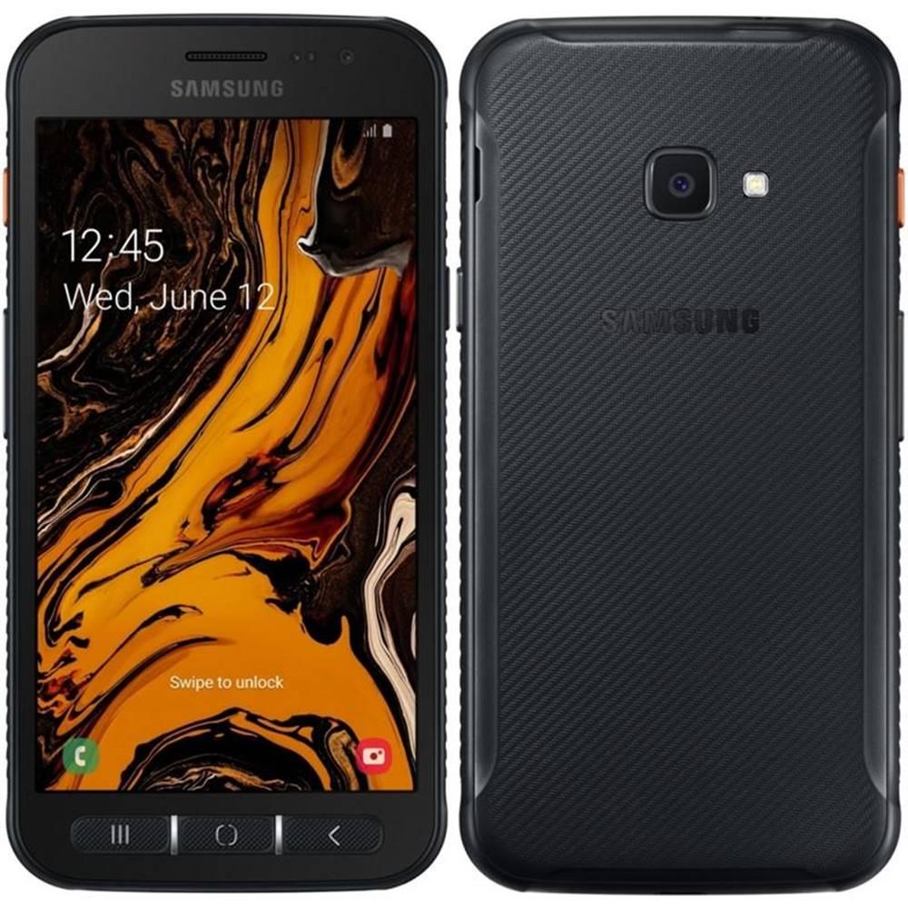 Samsung Mobilný telefón Samsung Galaxy XCover 4s Dual SIM SK čierny