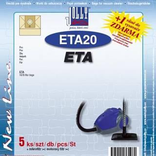 Sáčky pre vysávače Jolly ETA 20