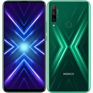 Mobilný telefón Honor 9X zelený