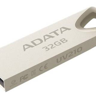 USB flash disk Adata UV210 32GB kovová
