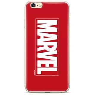 Kryt na mobil Marvel na Huawei P20 Lite červený
