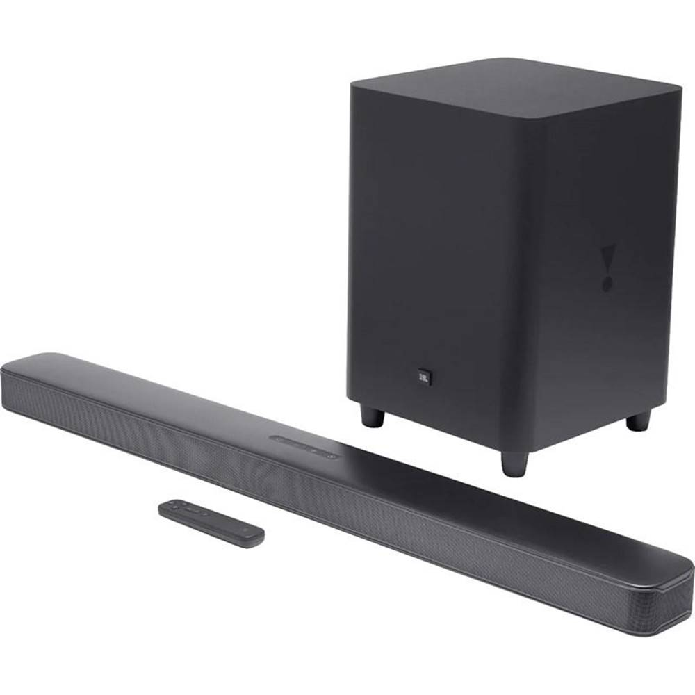 JBL Soundbar JBL BAR 5.1 Surround čierny