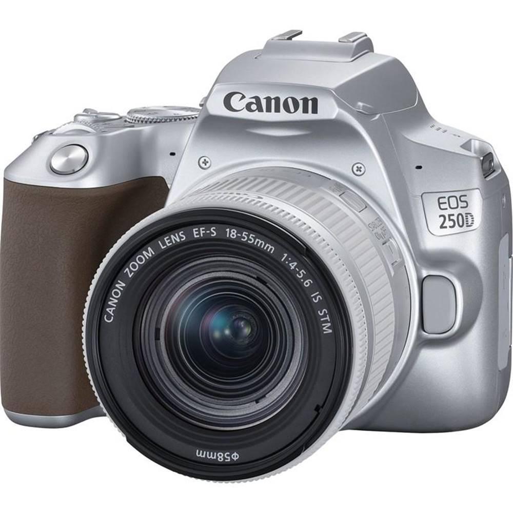 Canon Digitálny fotoaparát Canon EOS 250D + 18-55 IS STM