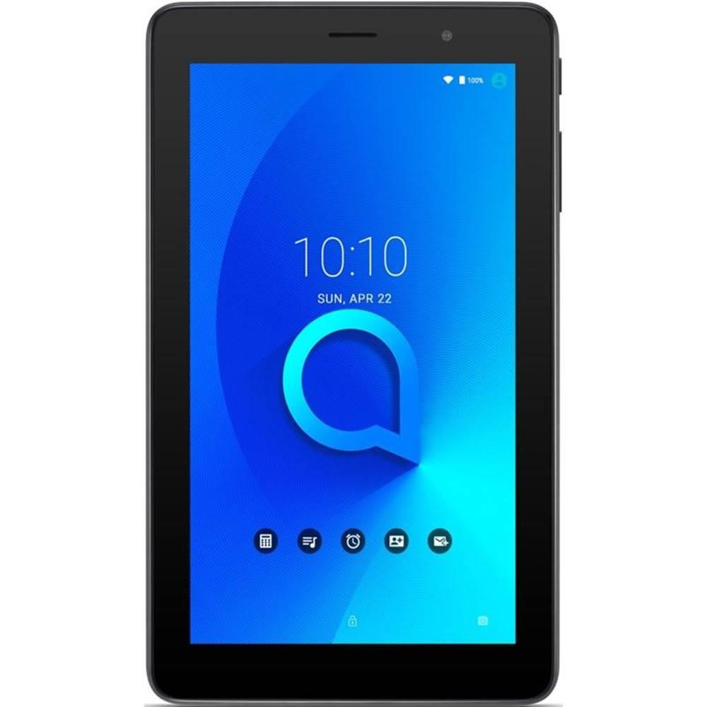 ALCATEL Tablet  Alcatel 1T 7 2019 Kids + ochranný obal čierny/modrý