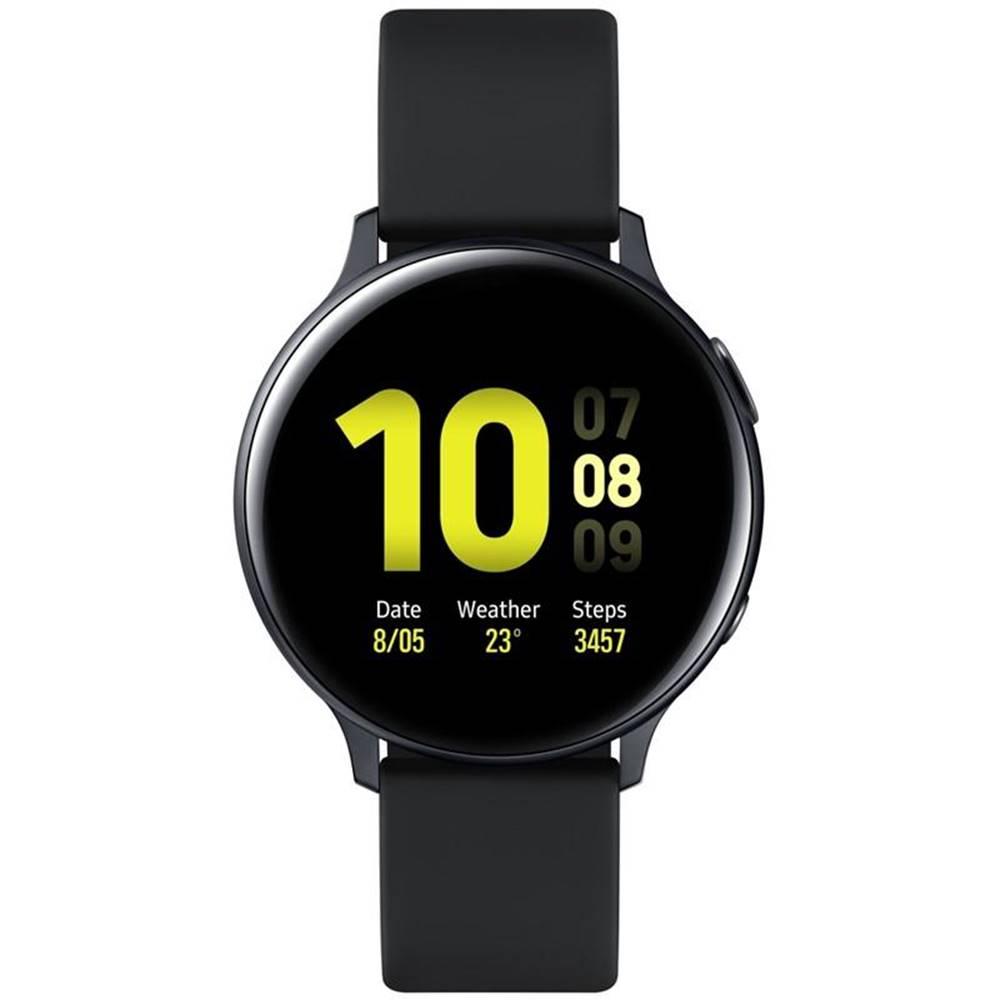 Samsung Inteligentné hodinky Samsung Galaxy Watch Active2 44mm SK čierne