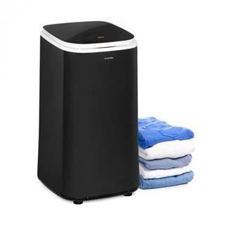 Klarstein Zap Dry, sušička bielizne, 820 W, 50 l, dotykový ovládací panel, LED displej, čierna
