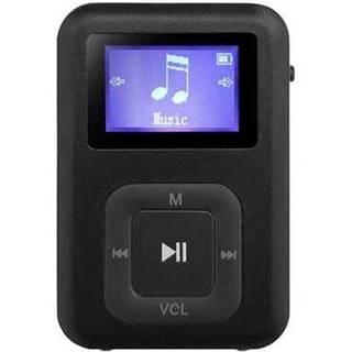 MP3 prehrávač AQ Mp01bk čierny