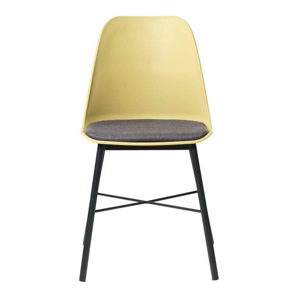 Unique Furniture Žltá jedálenská stolička Unique Furniture Whistler